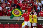 Inter marca no fim e vence o Atlético-MG por 2 a 1 Fernando Gomes/Agencia RBS