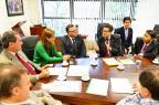 Prefeitura de Caxias assina termo de cooperação para transformar resíduos em energia Andréia Copini/Divulgação/