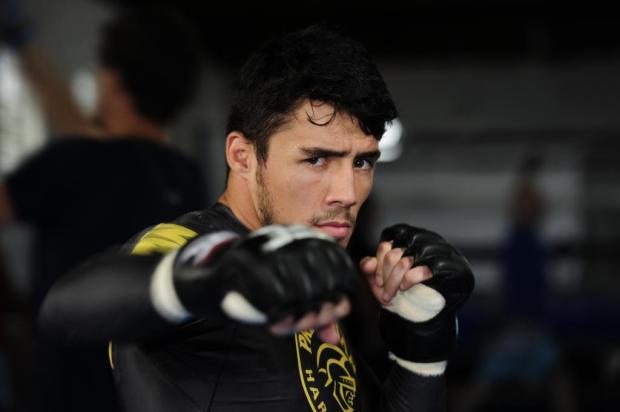 Caxiense Diego Nunes volta a vencer luta após três derrotas consecutivas Porthus Junior/Agencia RBS