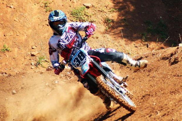 Última etapa da Copa Caxias de Motocross será neste final de semana Sedenir Taufer/Divulgação