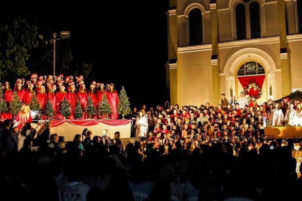 Programação de Natal de Nova Milano, em Farroupilha, abre nesta sexta-feira Daiane Cavalini Perin/Divulgação/