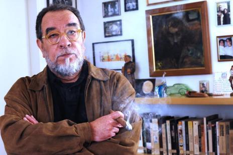 """""""A Guerra Fria acabou nesta quarta-feira"""", diz Fernando Morais (FEIRA DO LIVRO/DIVULGAÇÃO)"""