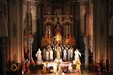 Última Opereta de Natal será neste domingo, em Caxias (Antônio Lorenzett/Divulgação)