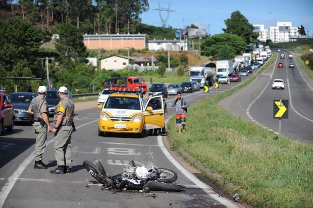 Em oito anos, Serra concentra 12% de todos os acidentes no trânsito do Estado Felipe Nyland/ Agência RBS/