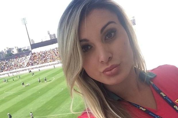 Andressa Urach diz que toma calmante para conter impulso pela fama Instagram/Reprodução