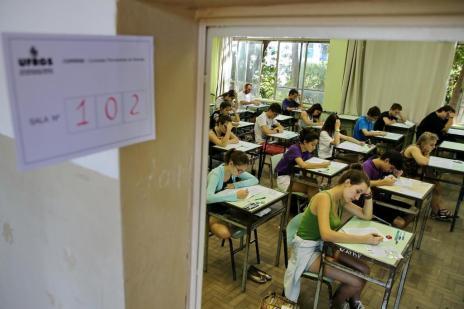 Vestibular 2016 da UFRGS começa em 10 de janeiro com 50% das vagas para cotas (Fernando Gomes/Agencia RBS)