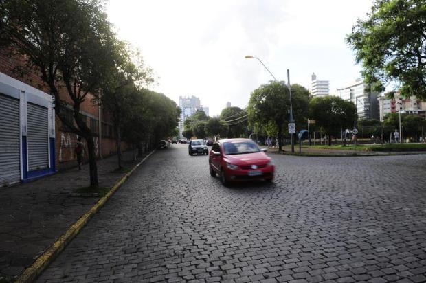 Abaixo-assinado pede suspensão do asfaltamento da Plácido em Caxias Porthus Junior/Agencia RBS