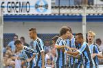 Grêmio 2x0 Gramadense, amistoso - 18/01/2015