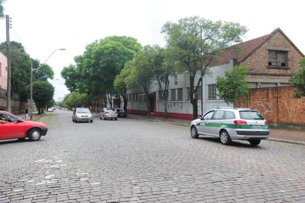 Arquibancadas do desfile de Carnaval na Rua Plácido de Castro ficarão entre as árvores, em Caxias Roni Rigon/Agencia RBS