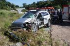 Em menos de duas horas, quatro pessoas ficam feridas em dois acidentes na RSC-470, em Garibaldi Cleber Montier / Rádio Estação FM / divulgação/