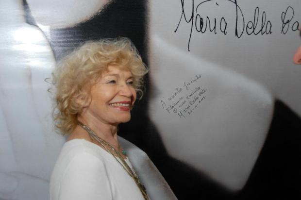 Artistas e familiares da Serra lamentam a morte de Maria Della Costa Ver Descrição/Ver Descrição