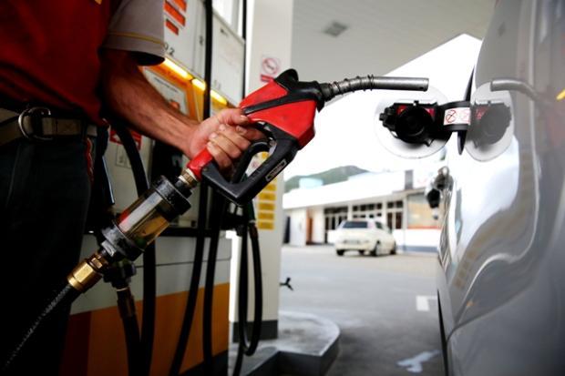 Preço da gasolina segue sem alterações em Caxias Agência RBS/Agência RBS