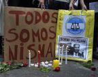 Promotor argentino será enterrado nesta quinta-feira (ALEJANDRO PAGNI/AFP)