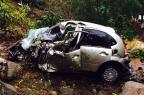 Motorista fica ferido em acidente na RSC-453, em Garibaldi Altamir Olveira/Rádio Estação FM/Divulgação/