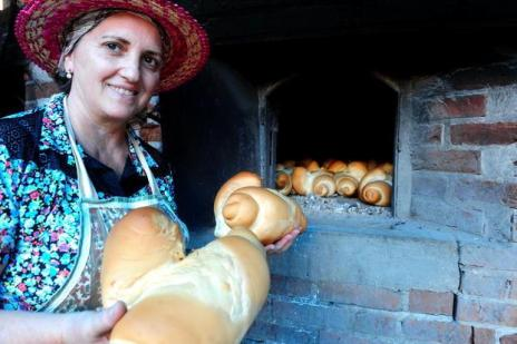 13ª Fenavindima resgata as origens dos antepassados italianos (Roni Rigon/Agencia RBS)