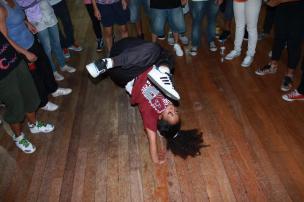 Maratona de cultura hip hop começa segunda em Bento Gonçalves Willian Lima/Divulgação
