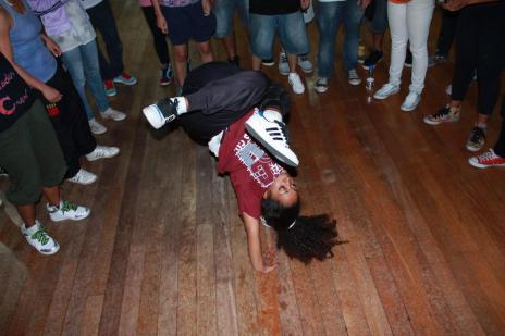 Maratona de cultura hip hop começa segunda em Bento Gonçalves (Willian Lima/Divulgação)