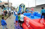 Rua Cristóforo Randon, em Caxias, tem dia de lazer e educação Roni Rigon / Agência RBS/