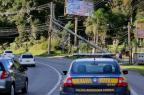 Quatro colisões em um dia deixam 28 mil clientes sem luz na Serra Gaúcha (PRF / Divulgação/)
