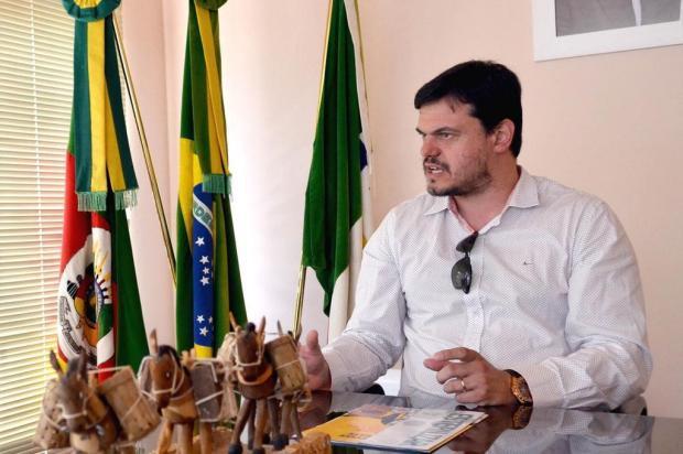 Prefeito de Bom Jesus é afastado do cargo por compra de votos Guerreiro/Divulgação PMPA/Divulgação