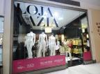 Iguatemi Serra Fashion, em Caxias, arrecada roupas e calçados na Loja Vazia Edson Pereira/divulgação
