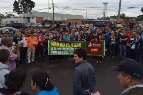 Rodoviários de Caxias do Sul definem nesta sexta-feira onde farão bloqueios (Manuela Teixeira/Agência RBS/)