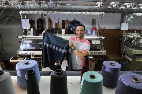 Receosos, lojistas de Caxias não fazem estoques de peças de frio (Jonas Ramos/Agencia RBS)
