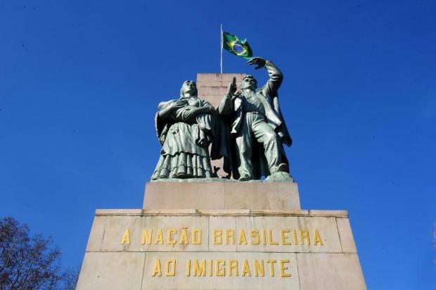 Após lei, Monumento ao Imigrante é reconhecido como símbolo de Caxias Jonas Ramos/Agencia RBS