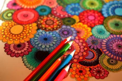 Quer colorir? Confira várias opções de livros e exercite seu lado artista (Roni Rigon/Agencia RBS)