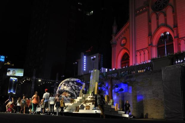 Bastidores apontam que desfile da Festa da Uva deve ocorrer na Rua Plácido de Castro Gabriel Lain/Especial