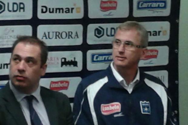 Campeão olímpico Paulão é o novo técnico do Bento Vôlei Maurício Reolon/ Agência RBS/