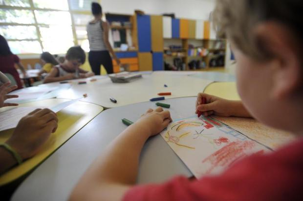 Inscrições para crianças de zero a três anos na Educação Infantil abrem em outubro em Caxias Ronald Mendes/Agencia RBS