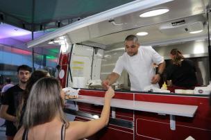 Festival de Música de Rua, em Caxias, tem food truck no final de semana Chico Maurente/Divulgação