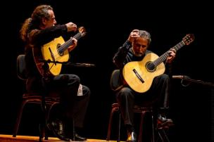 Duo Assad se apresenta nesta segunda-feira em Caxias Duo Assad/Divulgação