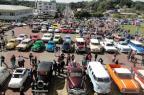 Pré-romaria de Caravaggio reúne 400 carros antigos em Farroupilha Margo Segat/Divulgação