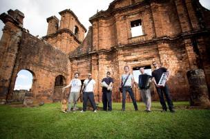 Projeto Rock de Galpão será apresentado em Caxias, em maio Eduardo Rocha/Divulgação