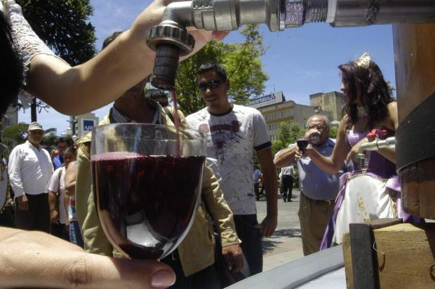 Festa Nacional do Vinho de Bento Gonçalves deve voltar a ser realizada em 2019 Nereu de Almeida/Agencia RBS