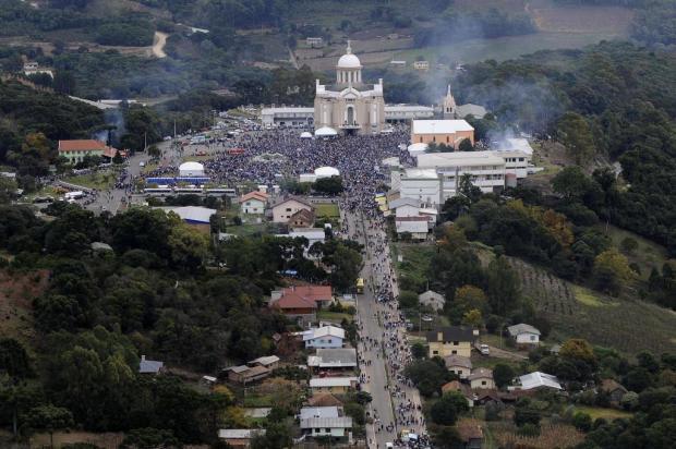 Não fique na mão: saiba quanto custam passagens de ônibus para a volta do Santuário de Caravaggio Maicon Damasceno/Agencia RBS