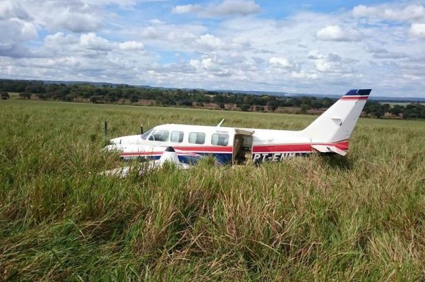 """""""Foi um milagre. Deus nos salvou"""", diz Angélica sobre acidente com avião Corpo de Bombeiros de Campo Grande/Divulgação"""
