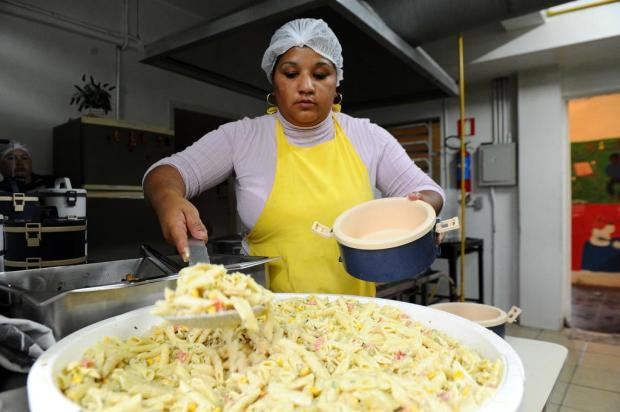 Cozinha comunitária do Mariani, em Caxias, reabre nesta quinta-feira Jonas Ramos/Agencia RBS