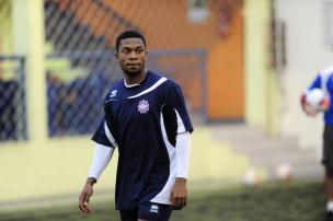 Atacante Charles é reintegrado ao grupo de jogadores do Caxias Porthus Junior/Agencia RBS