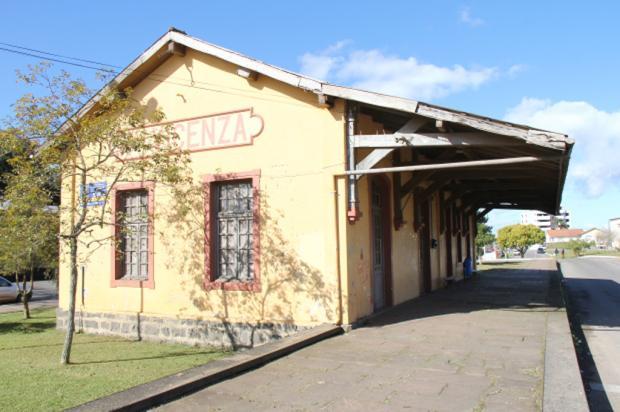 CDL de Farroupilha prevê mudança para área férrea em cerca de um mês Prefeitura de Farroupilha/ Divulgação/