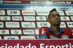 Caxias apresenta Negueba, opção para o ataque de Marcelo Vilar Rafael Tomé/Divulgação