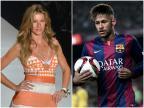 Gisele Bündchen e Neymar estão entre famosos mais bem pagos (Montagem sobre fotos/AFP)