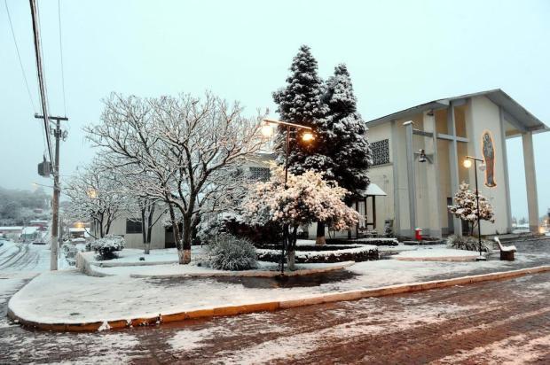 Serra pode ter neve na sexta-feira Daniela Xu/Agencia RBS