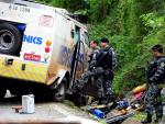 Carro-forte é atacado na ERS-122, em Flores da Cunha
