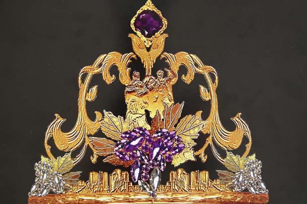 Coroa da futura soberana da Festa da Uva será conhecida quarta-feira, em Caxias do Sul Elisandro Souza Padilha/Reprodução/