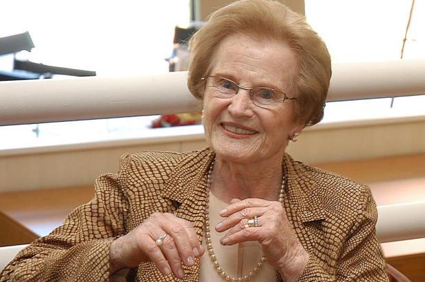 Aos 99 anos, morre Amabile Zanandrea Stedile, em Caxias Vera Stedille Zattera/divulgação