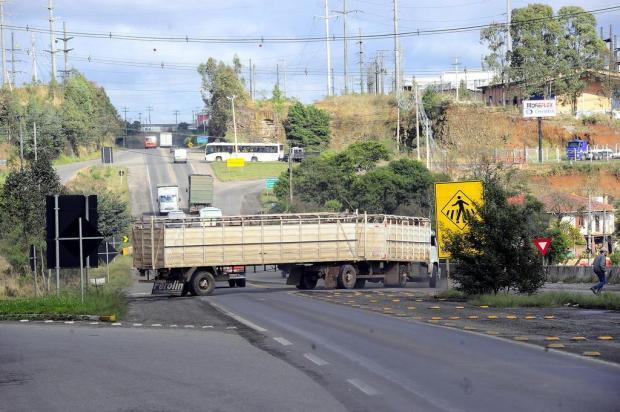 Alça ligando RS-122 à RS-453, em Caxias do Sul, está orçada em cerca de R$ 1 milhão Porthus Junior/Agencia RBS
