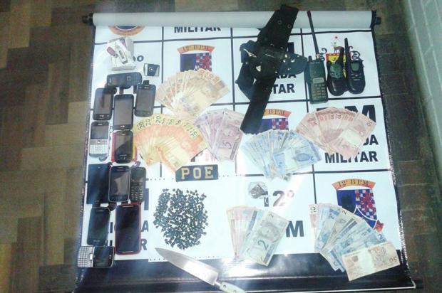 Três pessoas são detidas em operação da Brigada Militar de Caxias Brigada Militar / Divulgação/